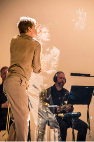 Lazarus musical photo Johan Persson